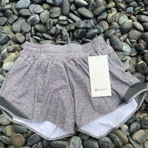 """Lululemon shorts """"Hotty Hot"""""""